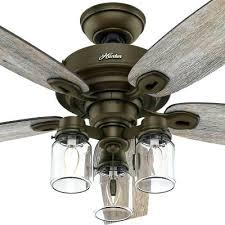 ceiling fan hunter ceiling fan light replacement globes hunter