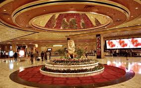 MGM Grand Hotel & Casino lobby