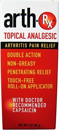 Arth-Rx Topical Analgesic Arthritis Pain Relief Lotion - 90ml
