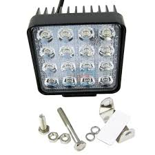 48w Led Work Spot Light Marine Boat Tractor Truck Suv Rv Atv 4wd ... Backup Auxiliary Lighting Kit Installation Fits All Truck 10w Led Work Light Mini 12v 24v Car Auto Suv Atv 4wd Awd 4x4 Off Willpower Ip68 300w 1030v Waterproof Curved Led Bar 42inch Safego 2pcs Work Flood Spot Led Driving Light 94702 75 36w Offroad Led2520 Lm High Intensity Barspot Beaumount Truck Bars And Accsories Charlestown Co Mayo Xuanba 2pcs 4 Inch 25w Round For Avt Offroad Boat 6 18w Lamp For Motorcycle Tractor Road Styling Lights Bragan Bra4101538 Stainless Steel Sport Roll Rollbar 8 Spot 2 X 27w 48w Marine Rv