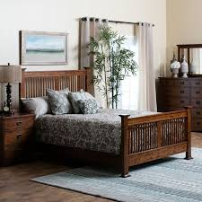 Timeless And Casual The Oak Park Mission Style Bedroom Collection By Jeromes Furniture