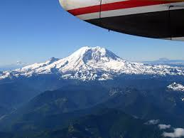 If Such A Beautiful Landmark Were To Become Another Crater Like Mt St Helens It Would Really Put Dent In Seattles Southern View