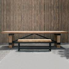Industrial Style Conference Table