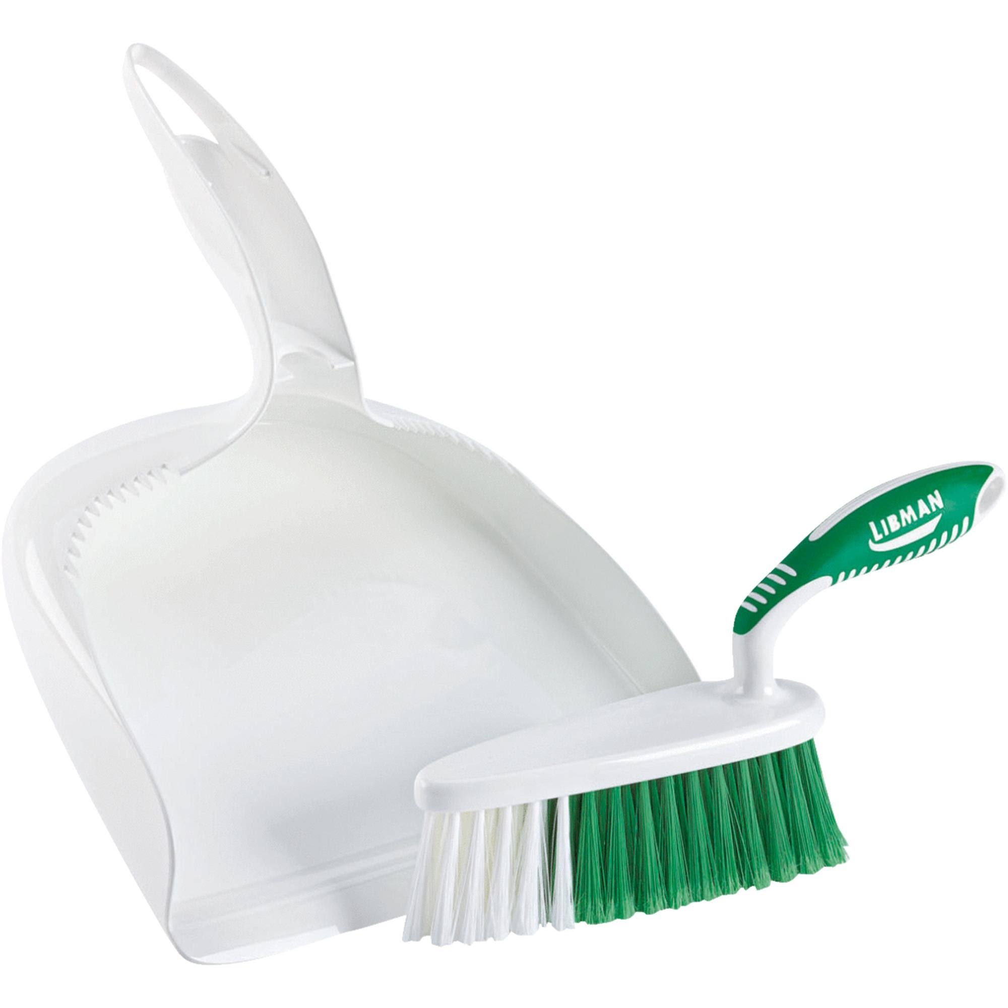 Libman Dust Pan and Brush Set