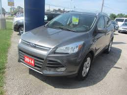 2014 Ford Escape | Parkdale East Auto & Truck Centre 2008 Ford Escape Hybrid 23l Auto Used Parts News Videos More The Best Car And Truck Videos 2017 2007 Escape Kendale Truck Questions Can I Tow A 2009 Escape On Dolly If Hood Scoop Hs003 By Mrhdscoop 2010 Overview Cargurus Preowned 2011 Limited Suvsedan Near Milwaukee 80422 Leo Johns Car Sales 20 Ecoboost Review Autocar For Sale In Campbell River View Search Results Vancouver Suv Budget Amazoncom Reviews Images Specs Vehicles