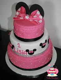 minnie cake girly cakes paradise carte joyeux