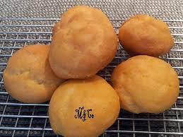 recette de pâte à choux sans gluten et sans sucre