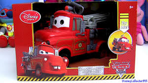 Cars Toons Fire Truck Mater From Rescue Squad Mater Disney Pixar ...