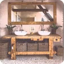 oude werkbank op de badkamer www werkplaats35 nl