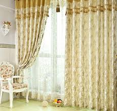 Sound Reducing Curtains Uk by Online Noise Reducing Floral Print Damask Yellow Curtains Uk