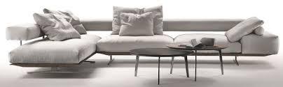 canapé angle design canapé d angle design cuir tissu modulable côté maison