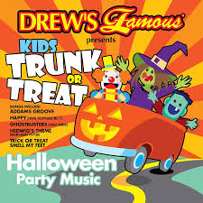 Kidz Bop Halloween 2017 by Various Artists Kids Trunk Or Treat Halloween Party Music