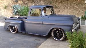 100 1958 Chevy Truck Apache YouTube