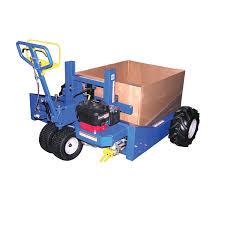 Vestil All-Terrain Gas Power Lift & Drive Pallet Truck Jack, 36
