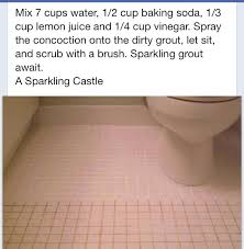 what is best way to clean grout on tile floors best way to clean