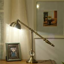Large Crystal Lamp Finials by Buy Desk Lamps Online Savelights Com