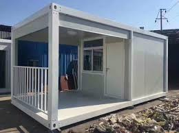 100 Container Home For Sale Hot Item Modular Flat Packing Portable Light Steel S For