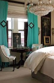 schlafzimmer ideen grau türkis und vorhänge turkis bereits