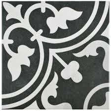 Home Depot Floor Tiles Porcelain by 10x10 Merola Tile Porcelain Tile Tile The Home Depot