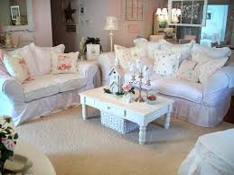 Brown Carpet Living Room Ideas by Modern Pinky Design Of The Living Shabby Chic That Has Cream