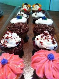 Sweet Treats Bakery Delicious Cupcakes
