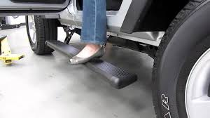 Amp Research - Power Steps - Side Steps & Running Boards - YouTube
