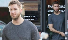 100 Massage Parlor Sao Paulo Calvin Harris Spotted Emerging From A Massage Parlour In LA