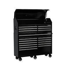 100 Husky Truck Tool Box Review 61 In W X 18 In D 18Drawer Chest And Cabinet Combo In