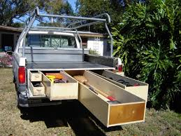 Neal's Way Cool Home-Made Truck Bed Storage - Tools Of The Trade ... Metal Portable Tool Boxes Storage The Home Depot 36x18 Inch Heavy Duty Underbody Truck And Trailer Box With Boxs Tray B G Trays Under Steel Pair Ute Decked Pickup Bed Organizer 32 Nice Pictures Drawer Bodhum Right Paramount Industrial Products