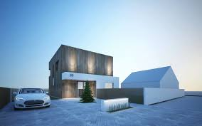 100 Cube House Design Modern 160 Sqm ARCH1 Archello