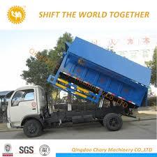 China Garbage Truck With 20 Cubic Meter Box - China Garbage ...
