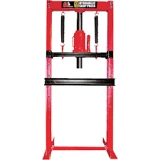 Northern Tool 3 Ton Floor Jack by Torin Hydraulic Shop Press U2013 12 Ton Model T51201 Hydraulic