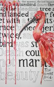 The Scarlet Ibis 1