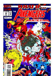 Marvel What If The Avengers Lost Operation Galactic Storm