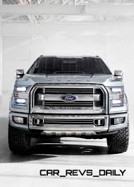 Concept To Reality: 2013 Ford Atlas Vs. Super Chief Vs. F-250 Super ...