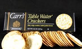 table carr cuisine carr s table water crackers