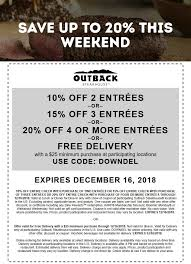Outback Steakhouse Coupons - 10-20% Off At Outback Can I Eat Low Sodium At Outback Steakhouse Hacking Salt Gift Card Eertainment Ding Gifts Food Steakhouse Coupon Bloomin Ion Deals Gone Wild Kitchener C3 Coupons 1020 Off Coupons Free Appetizer Today Parts Com Code August 2018 1for1 Lunch Specials Coupon From Ellicott City Md On Mycustomcoupon Exceptional For You On The 8th Day Of