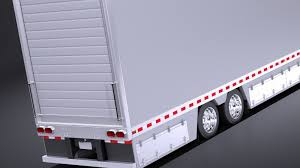 Peterbilt 579 Semi Truck Trailer 2017 VRAY A Thief Jacked A Trailer Full Of Sneakers Twice In Six Month Span Ak Truck Sales Aledo Texax Used And China Heavy Duty 3 Axles Stake Fence Cargo Semi Lvo Vn780 With Long Hauler Newray 14213 132 Red Delivering Goods Stock Vector 464430413 Teslas New Electric Is Making Its Debut Delivery Big Rig With Reefer Stands Near The Gate 3d Truck Trailer Atds Model Drawings Pinterest Tractor Powerful Engine Mover Hf 7 Axle Trucks Trailers For Sale E F