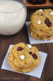 Healthy Chocolate Pumpkin Desserts by Ultimate Healthy Soft U0026 Chewy Pumpkin Chocolate Chip Cookies