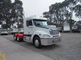100 White Freightliner Trucks 2007 Columbia CL120 For Sale In Dandenong South