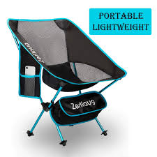 Zerllaug Folding Camping Chair, Lightweight Portable Backpacking Chair For  Outdoor, Heavy Duty 270 Lb Capacity With Carry Bag, Breathable And ... Coreequipment Folding Camping Chair Reviews Wayfair Ihambing Ang Pinakabagong Wfgo Ultralight Foldable Camp Outwell Angela Black 2 X Blue Folding Camping Chair Lweight Portable Festival Fishing Outdoor Red White And Blue Steel Texas Flag Bag Camo Version Alps Mountaeering Oversized 91846 Quik Gray Heavy Duty Patio Armchair Outlander By Pnic Time Ozark Trail Basic Mesh With Cup Holder Zanlure 600d Oxford Ultralight Portable Outdoor Fishing Bbq Seat Revolution Sienna