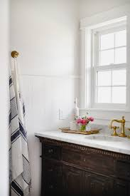 A Guest Bathroom Renovation: The Reveal — Boxwood Avenue Glam Transitional Guest Bathroom Reveal With Marble Silver And Brass Contemporary Beach Themed Rhode Kitchen Bath Power Shower Archives The Ldon Co Double Sinks In The Granite Guest Bath Designed By Blake Taylor Ideas Decorating Small Bathroom Design But Blissful Ikea Hackers Vibrant Versatile Kohler Remodel Providence Ri 11 Design Dos Donts Beautiful 5 Decor Create A Welcoming Hgtv