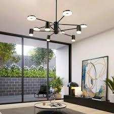 padma led pendelleuchte wohnzimmer warmweiß 40w hängeleuchte sch