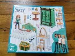 ovp neu playmobil spirit 9476 lucky s schlafzimmer