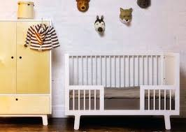Cribs That Convert To Toddler Beds by Baby Crib That Converts To Toddler Bed Sparrow Converted Baby Crib