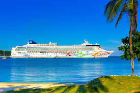 Ncl Norwegian Pearl Deck Plan by Norwegian Cruise Ship Emerges From Dry Dock With Shipwide