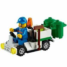 Lego City 30313 Garbage Truck Polybag LEGO - City (30313) - From ... Lego City 4432 Garbage Truck In Royal Wootton Bassett Wiltshire City 30313 Polybag Minifigure Gotminifigures Garbage Truck From Conradcom Toy Story 7599 Getaway Matnito Detoyz Shop 2015 Lego 60073 Service Ebay Set 60118 Juniors 7998 Heavy Hauler Double Dump 2007 Youtube Juniors Easy To Built 10680 Aquarius Age Sagl Recycling Online For Toys New Zealand