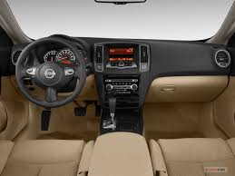 2012 Nissan Maxima Dashboard