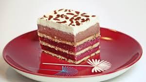 kekskuchen ohne backen mit kirschen und schokopuddingcreme ohne gelatine no bake cake