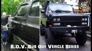 B.O.V. Bug Out Vehicle | Series | Smittybilt Stuff - YouTube Fj Cruiser Bug Out Vehicle Coents Part 3 Youtube Budget Project Pt 1 The Quiet Survivalist Shotgunworldcom Sorta Ot Finally 1994 Toyota Land Bugout Truck Recoil Radio Nukes On Twitter Who Needs A Truck When You Have The Neither Snow Rain Heat Nor Gloom Stays This Bought Myself An M715 Kaiser Jeep Bugout Vehicle Ar15com Survival Blog Teotwawki Pparedness Choosing Options For Short Term Vs Long 8x8 Avtoros Shaman Offgrid